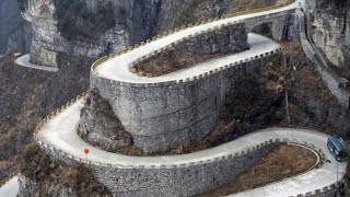 Top 10 Dangerous Roads in the World 2018