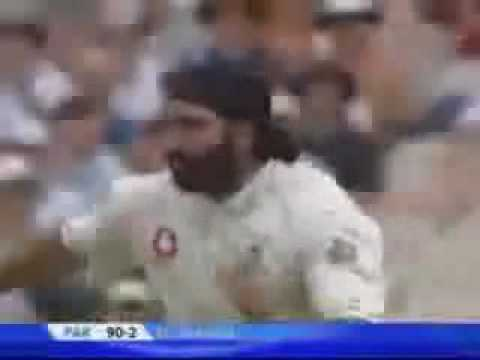 Monty Panesar - We Need A Hero