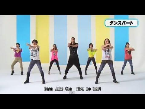【ダイエット ダンス動画】TRF / イージー・ドゥ・ダンササイズ avex Special Edition DISC1  – 長さ: 1:45。