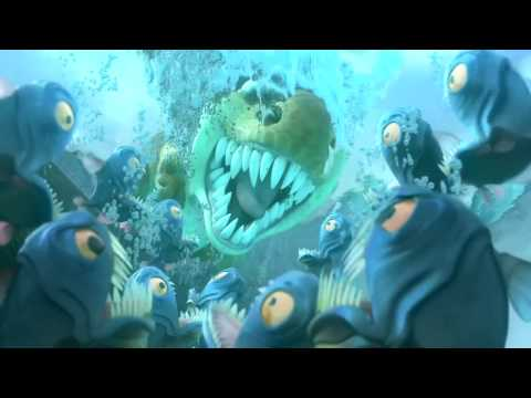 Ice Age 3: Dawn of the Dinosaurs - Official Trailer [HD]