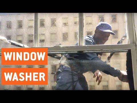 New York Window Washer   Dirty Jobs