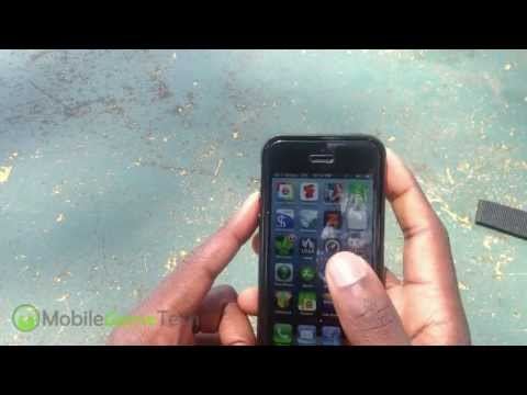 T-Mobile 4G LTE LIVE In Los Angeles iPhone 5 Speed Test
