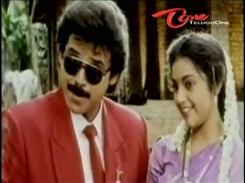Telugu Comedy - Venkatesh Speaking Funny English