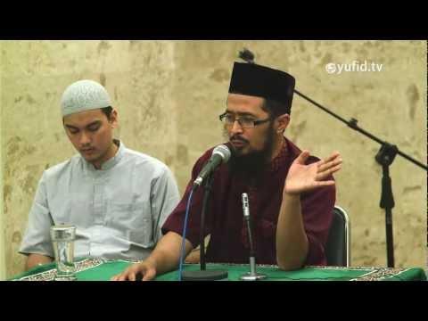 Pengajian Islam: Orang Indonesia Juga Bisa Masuk Surga - Dr. Muhammad Arifin Badri
