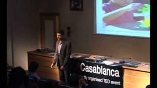5 qualités qui font échouer à l'école mais réussir dans la vie: Faysal Hafidi at TEDxCasablanca