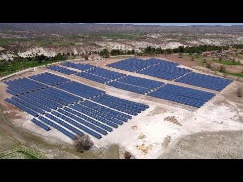 Luxra AG Uşak-Derbent 3.1 MW Güneş Enerjisi Santrali Projesi