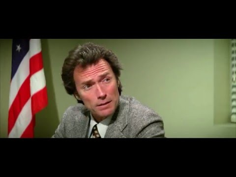 Dirty Harry on feminism and women's quotas / affirmative action