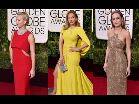 Golden Globes 2016: Hottest Looks and Fashion Trends