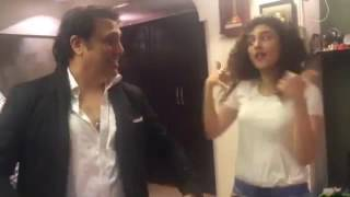 Govinda dances to What Is Mobile Number - Part 1