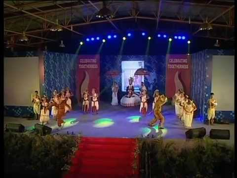 Kerala Theme Dance - Manifest 2011, Manipal Hospital, Bangalore video