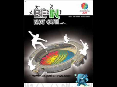 De Ghuma Ke - Icc Cricket World Cup 2011 - Official Theme Song.wmv video