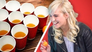 Irish People Play Beer Pong For The First Time