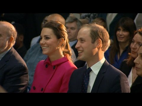 Prince William and Kate Middleton Wrap-Up NYC Trip