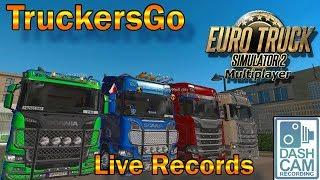 Euro Truck Simulator 2 - Spokojna trasa..