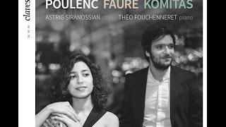Coup De Coeur Piguet Galland Cully Classique 2015 Astrig Siranossian T Fouchenneret Fauré