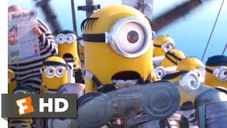Despicable Me 3 (2017) - Bubblegum Rescue Scene (9/10) | Movieclips
