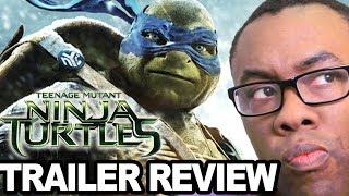 TEENAGE MUTANT NINJA TURTLES Trailer #2 Review - SHREDDER? : Black Nerd