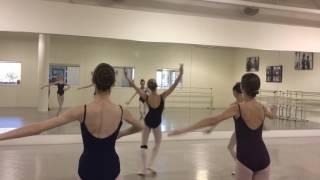 The Dallas Conservatory | Chopin Waltz Rehearsal 2017