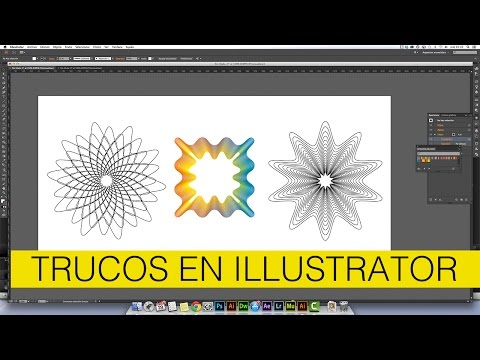 Tutorial Illustrator // Trucos desde el panel apariencia by @Conecta