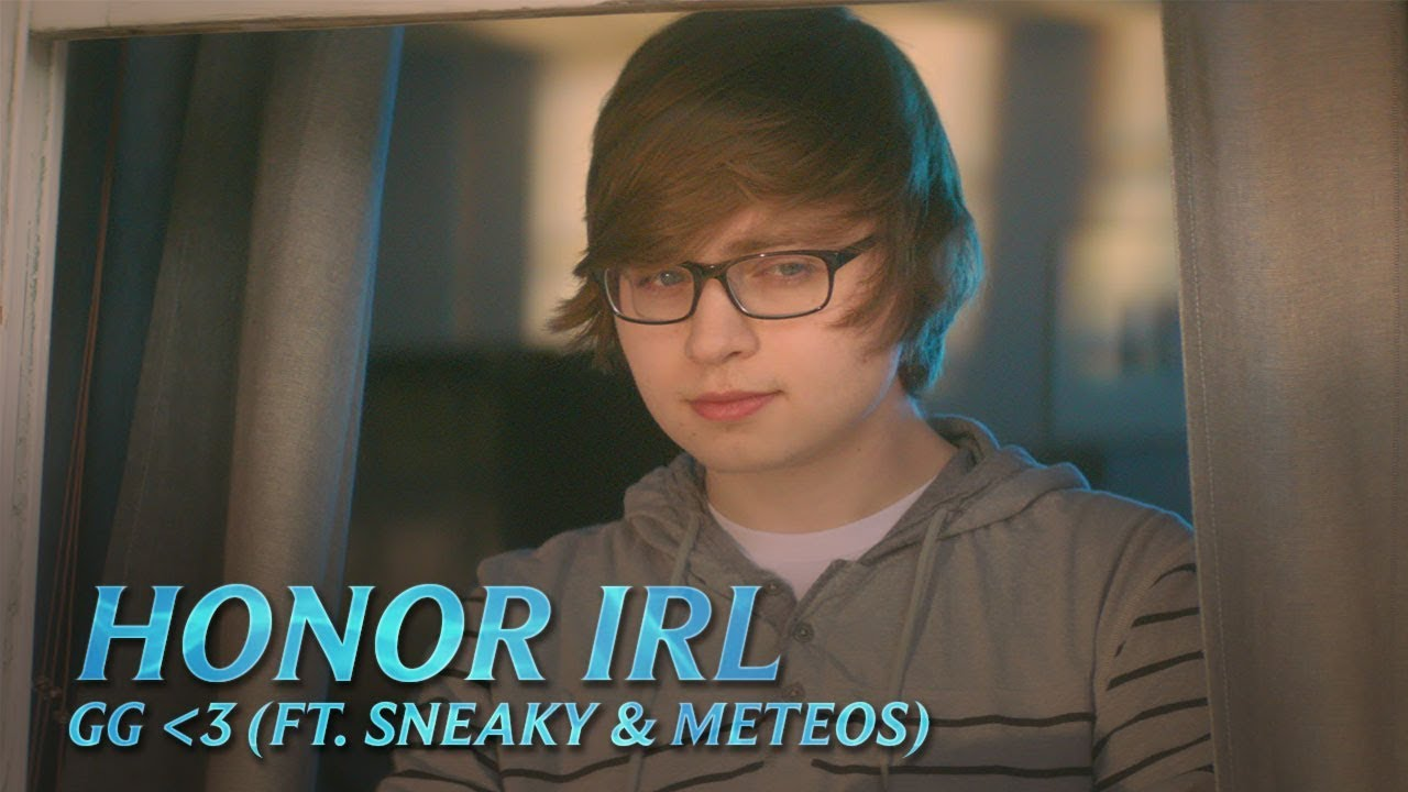 GG Heart (ft. Sneaky and Meteos) | Honor IRL - League of Legends