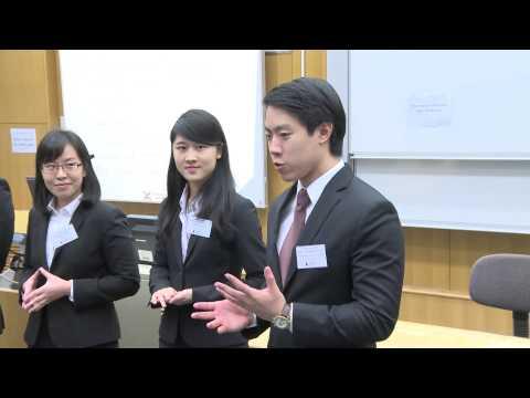 HSBC Asia Pacific Business Case Competition 2014   Round 2 A1   Singapore Management University