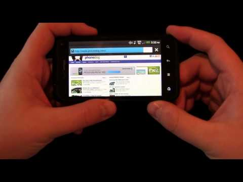 Video: HTC DROID Incredible 2 Review Part 1