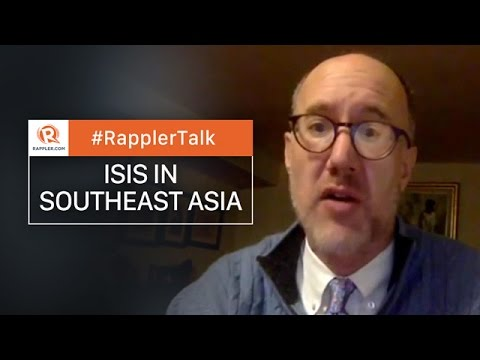 Rappler Talk: ISIS in Southeast Asia
