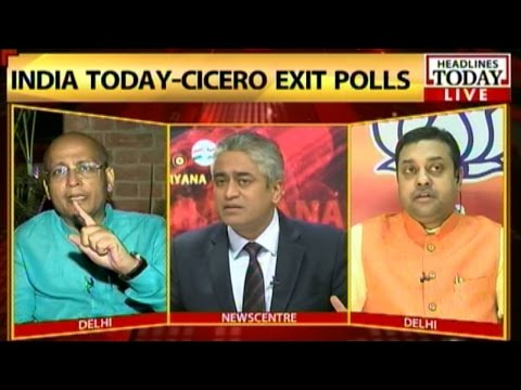 Modi and BJP lead exit poll of Maharashtra