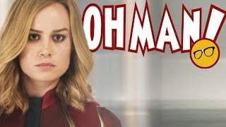 Captain Marvel Review | Agenda Invades The MCU Et Tu, Kevin?