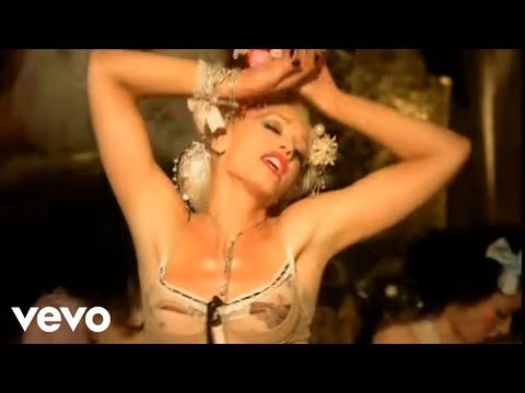 Gwen Stefani - Rich Girl ft. Eve Video