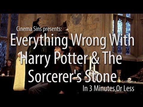 Everything Wrong With Harry Potter & The Sorcerer s Stone In 3 Minutes Or Less