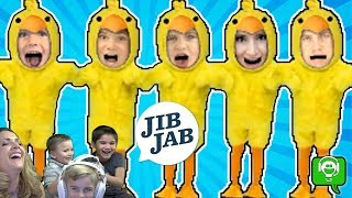 HobbyFamily Sings and Dances with JibJab Phone App HobbyKidsGaming