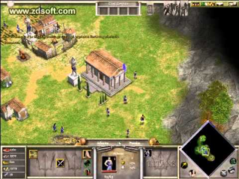 Age of Mythology - the titans - tutorial