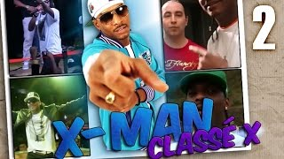 X-MAN - Classé X - n°2 - (Silence ça tourne)