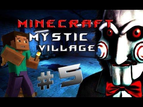 """Minecraft - Таинственная Деревня """"5 серия"""""""