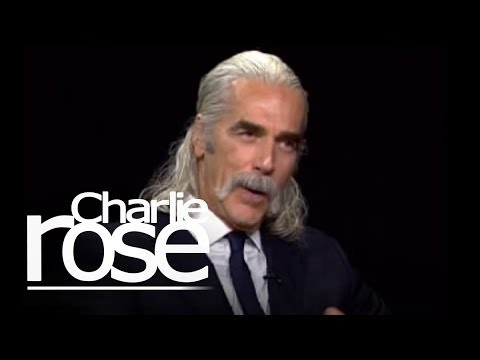 Sam Elliott on Charlie Rose