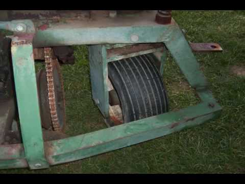 Lawn Mower Engine Car Homemade Lawn Mower With Car