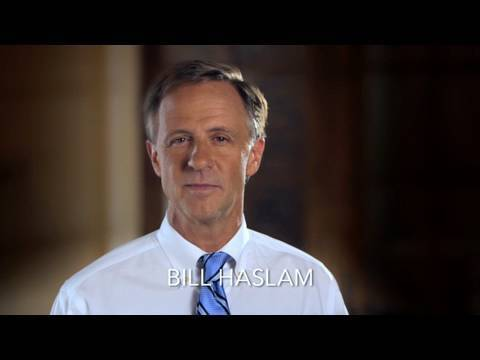 Bill Haslam : Enough is Enough