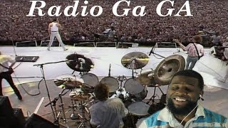 Queen - (Live at LIVE AID)