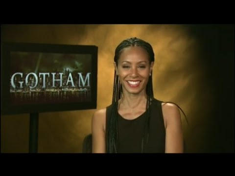 "Actress Jada Pinkett Smith from FOX's ""Gotham"""