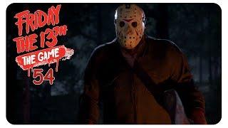 Rache ist süß! #54 Friday the 13th: The Game [deutsch] - Gameplay Together