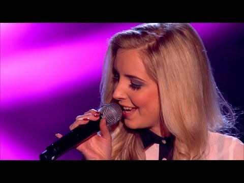 The Voice UK 2013 | Alice Barlow performs 'Call Me Maybe' - Blind Auditions 5 - BBC One