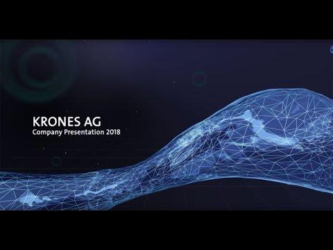 KRONES: Company Presentation 2018