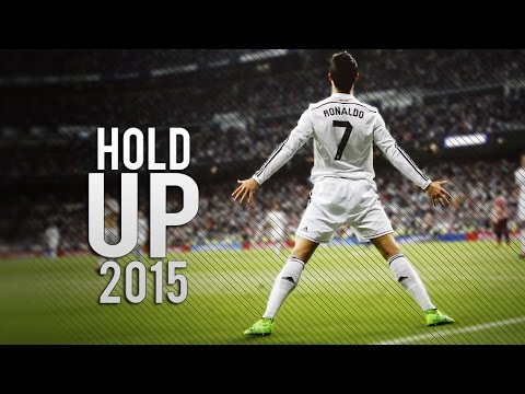 Cristiano Ronaldo ● Hold Up ● Goals & Skills 2015 Hd video
