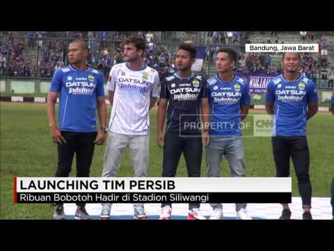 Skuad Persib Bandung Jelang ISC 2016 Bergulir