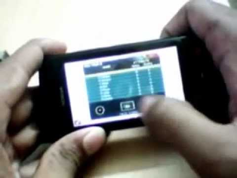 nokia 500 hd motion sensor games etc....+link