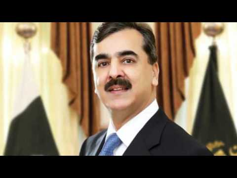 Yusuf Raza Gilani Punished by Supreme Court for 30 Seconds