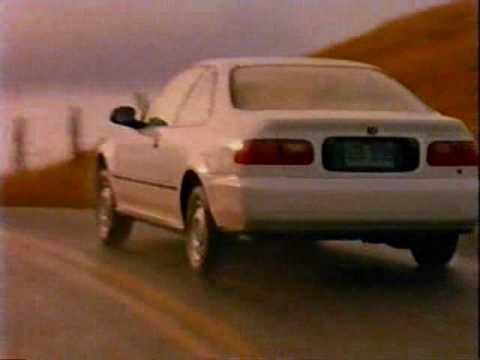 1992 Honda Commercial