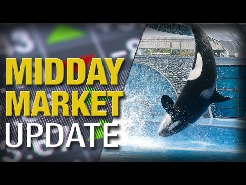 Midday Report: Stocks Struggle For Direction as Oil Slides