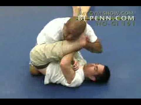 Armbar Defense Tutorial - BJ PENN Image 1